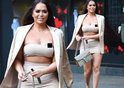 Big Brother's Chanelle McCleary in wardrobe nightmare as assets overspill